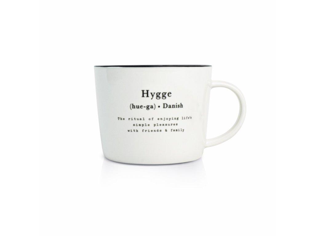Hrnček Hygge biely