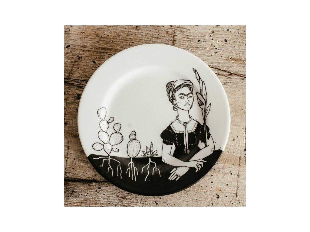 Frida tanier 19 cm