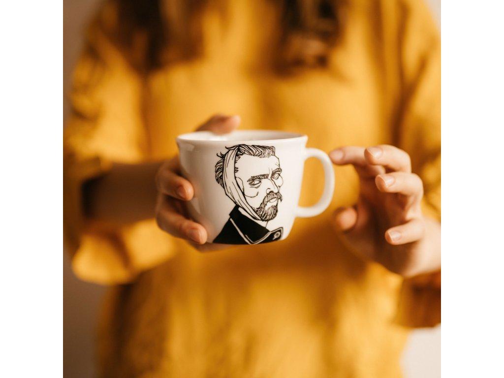 hrnček Vincet van Gogh