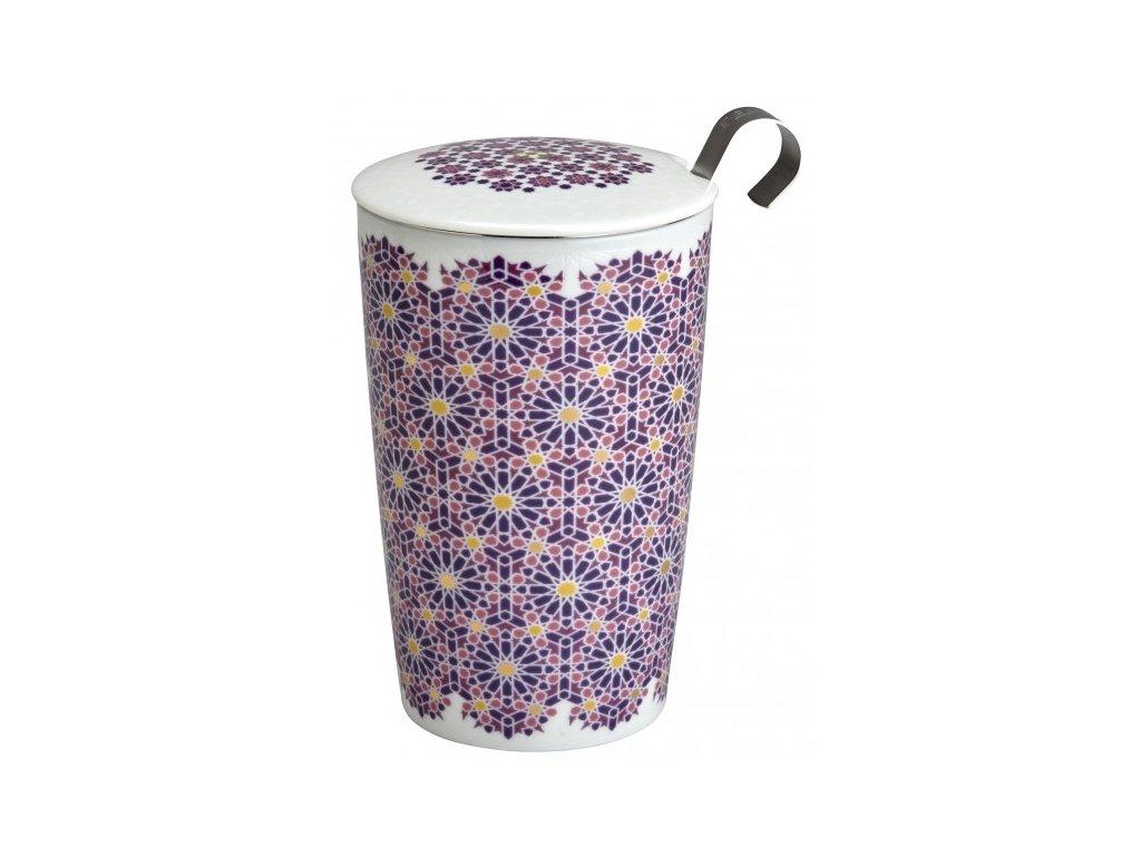 hrnček na čaj teaeve andalusia berry