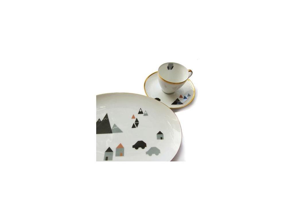 Little Town Porcelain Stickers nuukk XS 400x