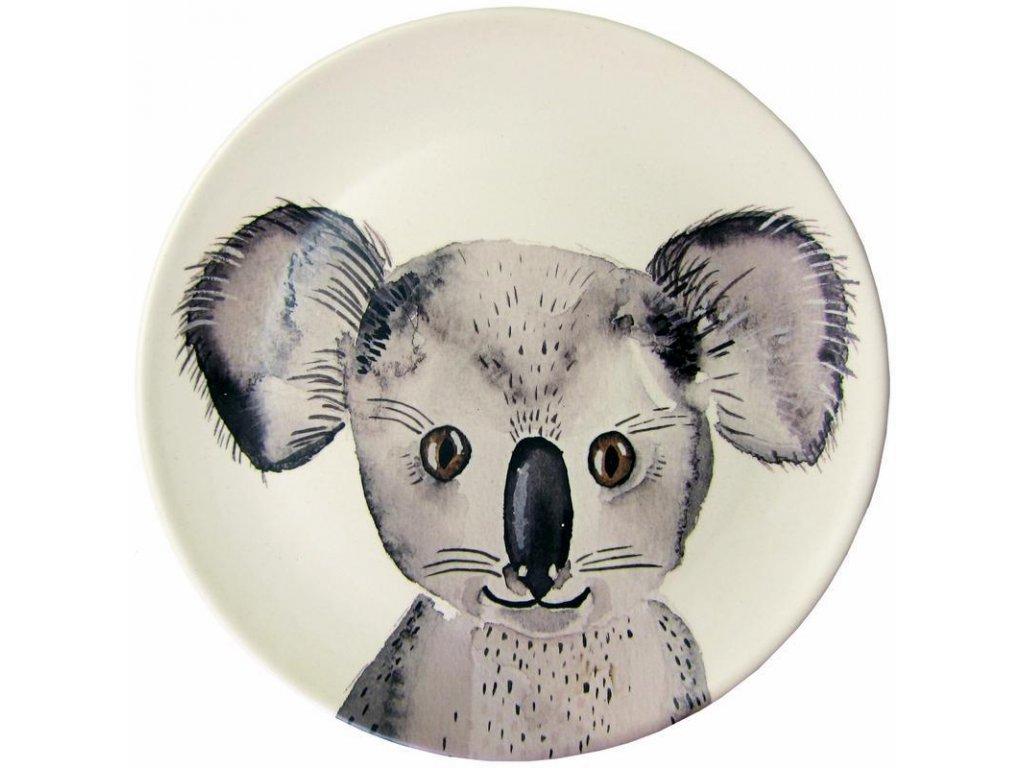 Bambusový tanier Koala