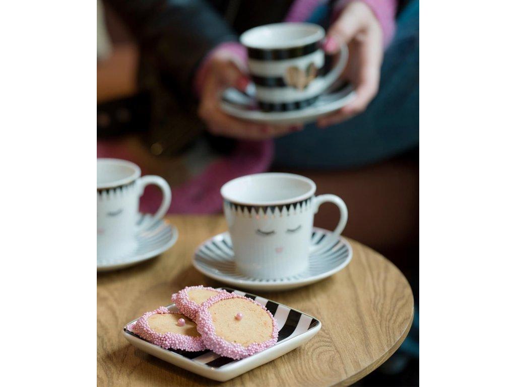 Miss Etóile kávový set