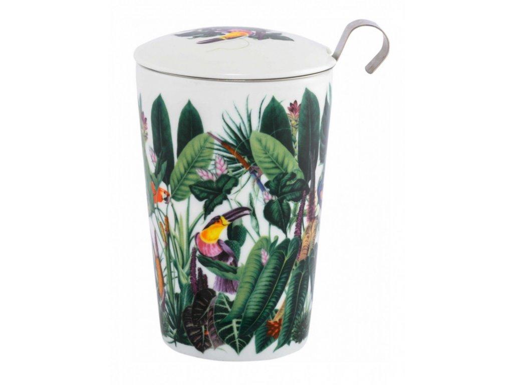 hrnek teaeve rainforest