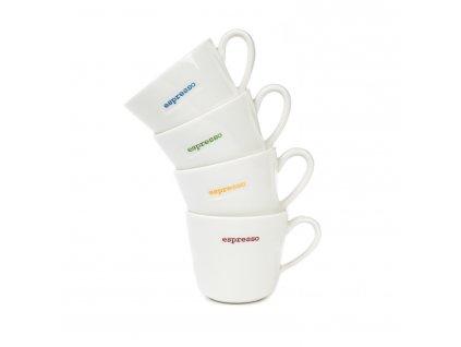 KBJ 0645 set of 4 espresso cups