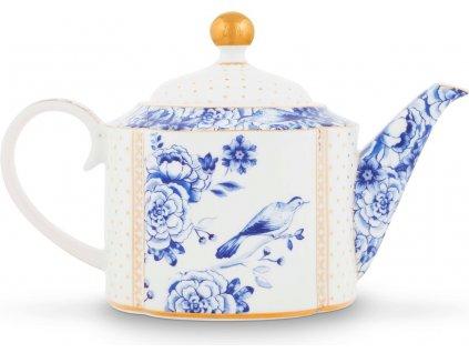 čajník malý royal white