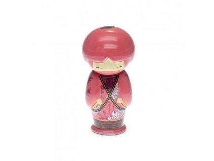 Sitko na sypaný čaj Ninja ružový