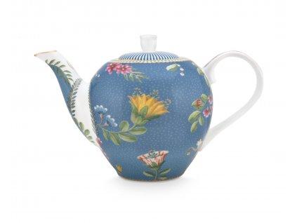 Čajník modrý La Majorelle