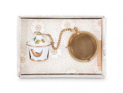 2 Pip Studio Birdhouse Tea Infuser