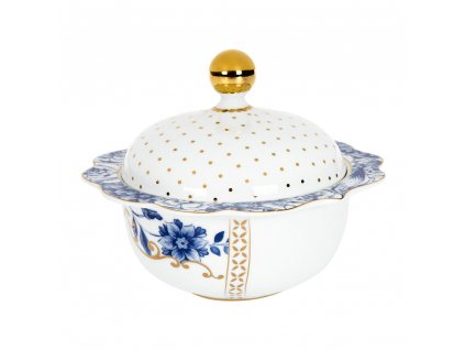 royal white sugar bowl 480047