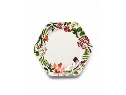 dezertný tanier 17 cm gallery biely