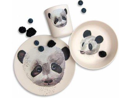 Panda Bamboo Set nuukk XS 1000x