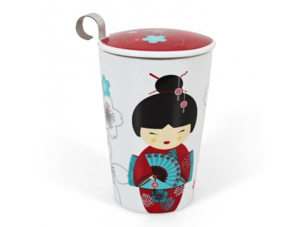 TEAEVE Little Geisha red