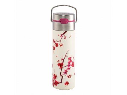 Termoska na sypaný čaj sakura