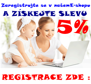 Registrační sleva 5%