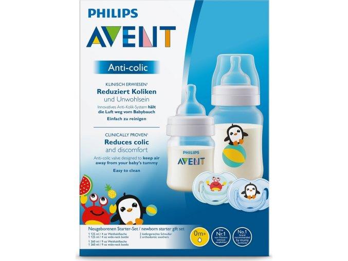 Philips AVENT Dárkový set Anti-colic