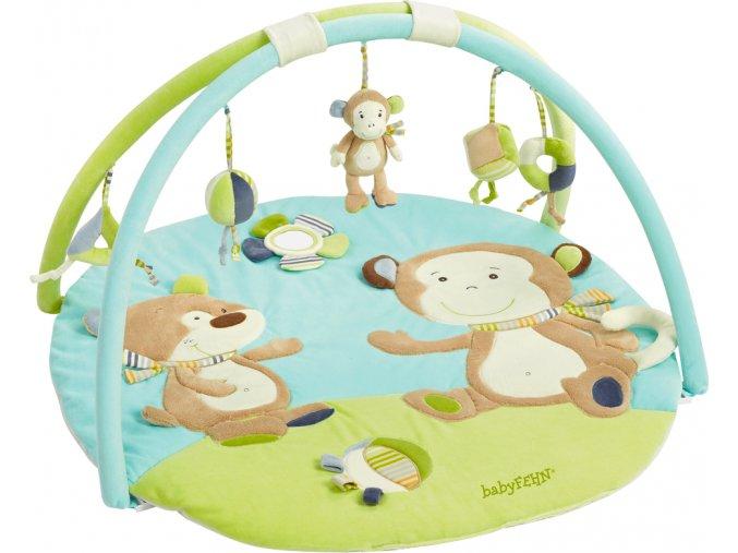 BABY FEHN 3D aktivity deka opička