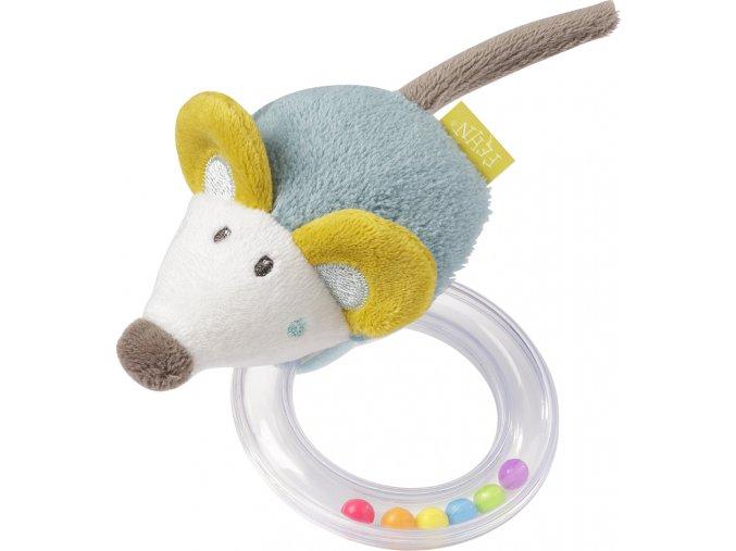 BABY FEHN Chrastítko myš