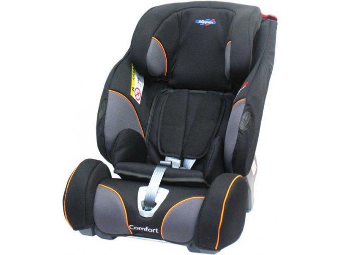 Klippan Triofix Comfort 2018 > varianta (varianta Black Orange)