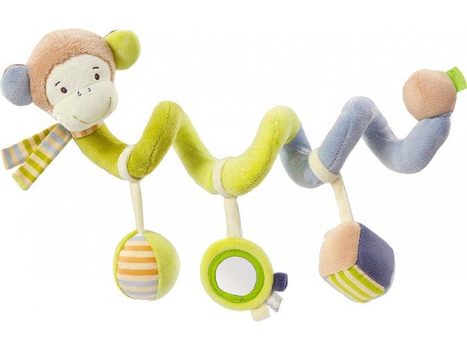 BABY FEHN Aktivity spirála opička