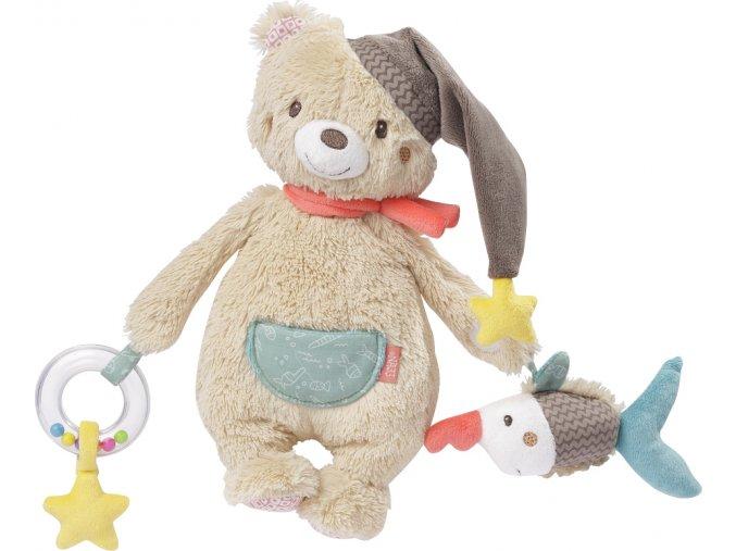 BABY FEHN Aktivity hračka medvěd