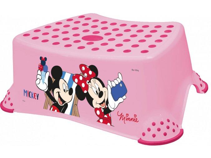 "KEEEPER Stupínek k WC/umyvadlu ""Mickey&Minnie"""