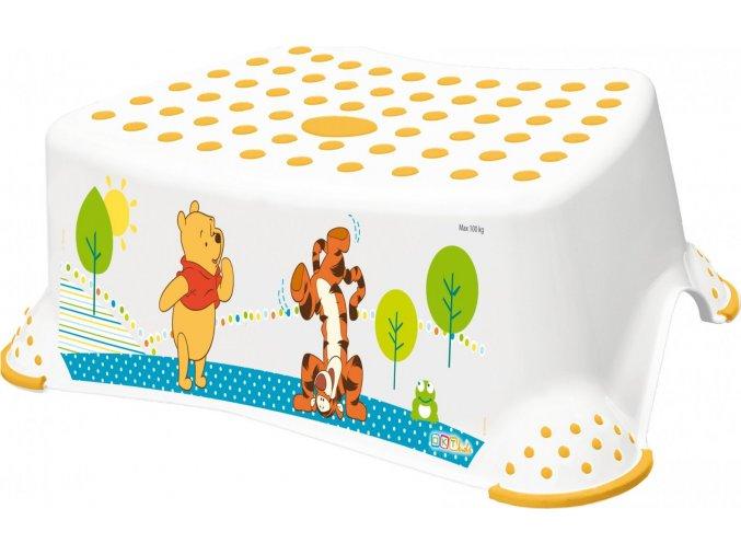 """KEEEPER Stupínek k WC/umyvadlu """"Winnie Pooh"""""""