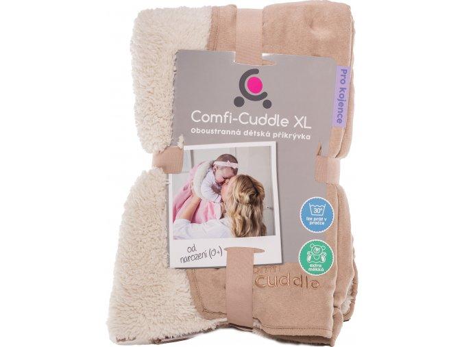 CUDDLECO Dětská deka Comfi-Cuddle 140x100cm
