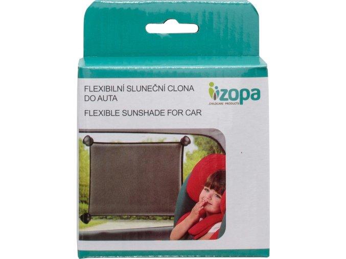 ZOPA Flexibilní sluneční clona do auta