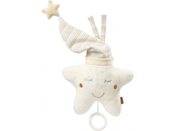BABY FEHN Hrací hračka hvězdička