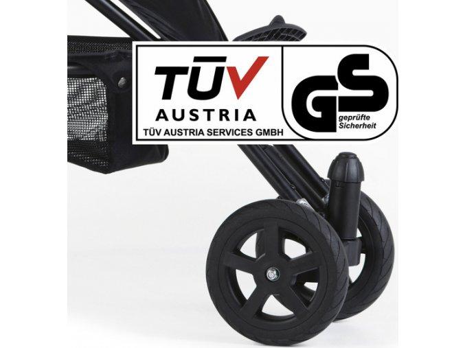 TFK Swivel wheel