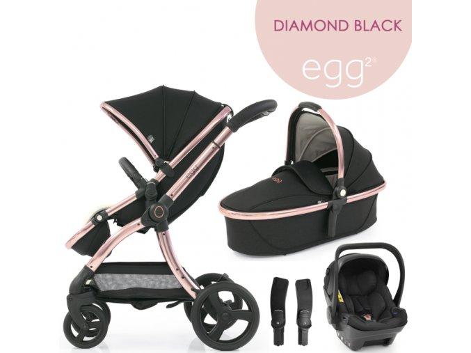 Egg2 set 4 v 1 - Diamond Black 2021