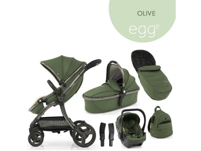 egg2 set 6 v 1 olive 2021