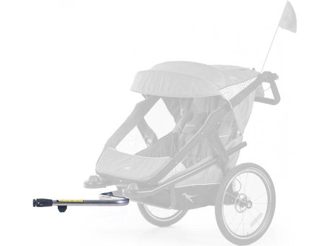 TFK Stroller hinge bicykle clutch