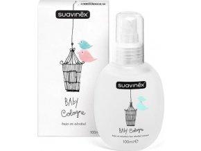 Suavinex SUAVINEX   Parfém BABY COLOGNE 100 ml