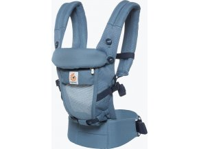 Ergobaby ADAPT COOL AIR MESH - Oxford Blue
