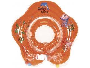Baby Ring Baby Ring 0-24 měs. oranžová