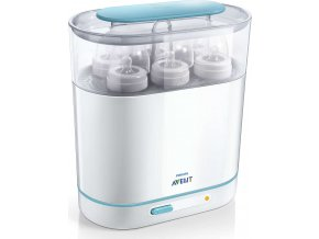 Philips AVENT Sterilizátor parní elektrický 3 v 1