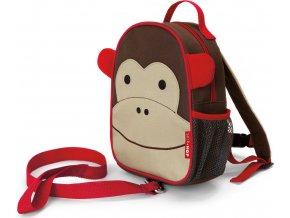 Skip Hop Zoo Batůžek Mini - Opička 1+