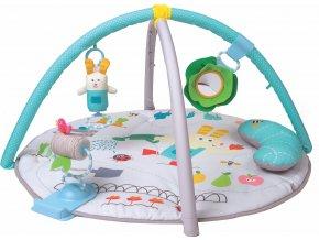 Taf Toys Hrací deka s hrazdou Zahrada
