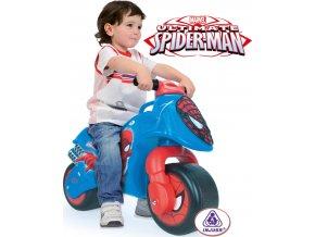 INJUSA Odrážedlo Moto  Spiderman