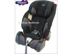 Klippan Triofix Recline 2018 > varianta (varianta Black - Orange)