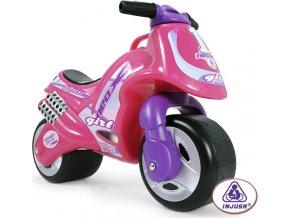 INJUSA Odrážedlo Moto Neox girl