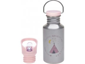 Lässig 4babies Bottle Stainless Steel Adventure