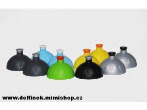 Zdravá láhev náhradní kompletní víčko > varianta (varianta oranžová-zelená)