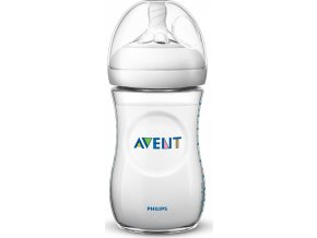 Philips AVENT Láhev Natural 260 ml, 1 ks nová