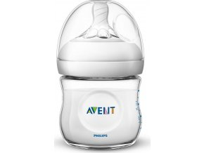Philips AVENT Láhev Natural 125 ml, 1 ks nová