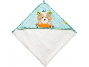 BABY FEHN Ručník s kapucí liška