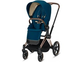 Cybex Priam Rosegold 2020 Mountain Blue