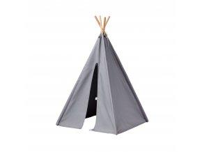 Kids Concept Mini stan teepee Grey